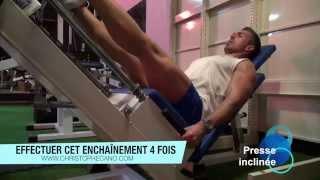 Renforcez et protégez vos genoux avec Christophe Cano - Expert fitness international
