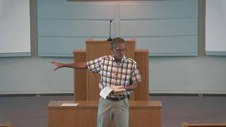 2020 08 16   AM Sermon   Richard Perry- In Him