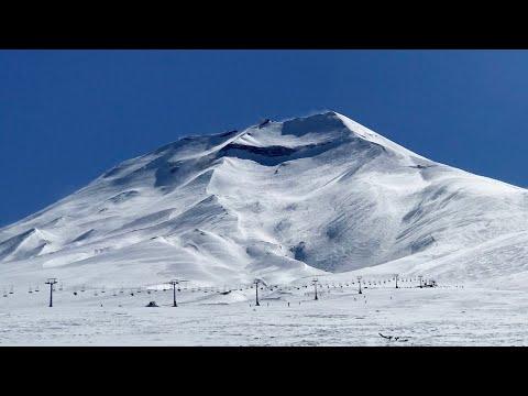 Skiing In Chile - Corralco Ski Resort