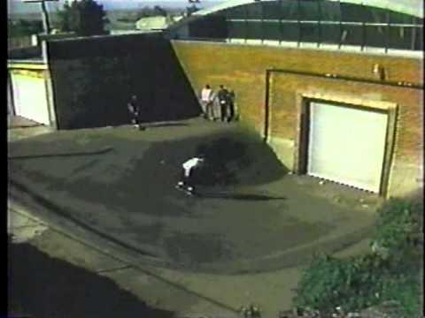 GULLWING SKATEBOARDING INSIDE OUT full video 1988