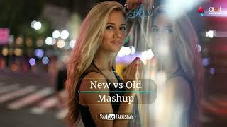 New vs Old Bollywood Songs Mashup - Deepshikha feat. Raj Barman - Akki Shah - Music & Video