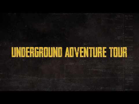 Underground Adventure Tour - Central Deborah Gold Mine