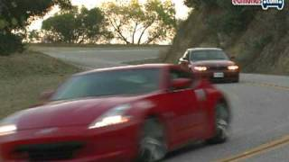 2009 Nissan 370Z vs. 2008 BMW 135i | Can Nissan Beat BMW? | Edmunds.com