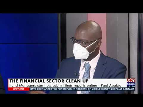 Financial sector clean-up: We wrote to the affected firms before the revocation - Paul Ababio