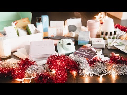 Holiday Gift Ideas ��✨ self care, wellness, creativity, eco-conscious, tech