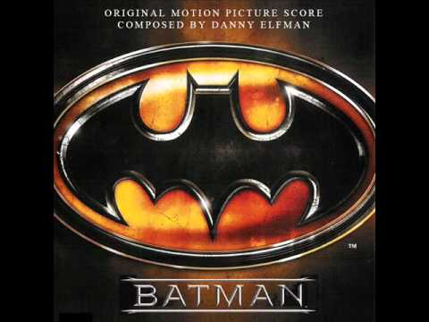 Batman Soundtrack - 15. Charge Of The Batmobile