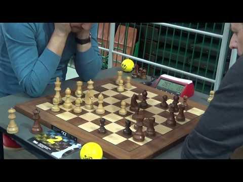 GM Andriasian Zaven - GM Jaracz Pawel, Sicilian defense, Blitz chess