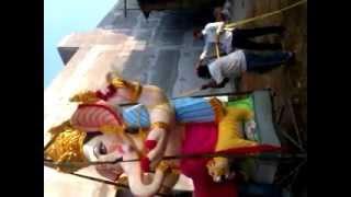 BAJARANG YOUTH ASSOCIATION(JAGTIAL) Ganesh Nimrjanam.