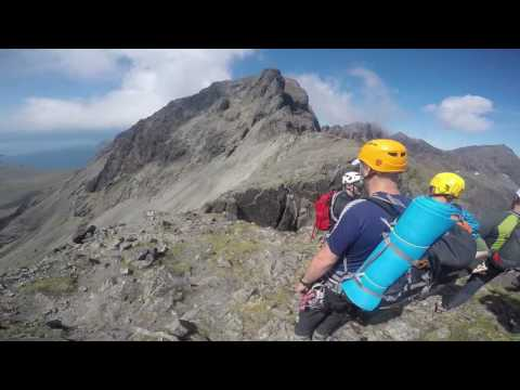 Southern Cuillin 2016 / Inaccessible Pinnacle Solo
