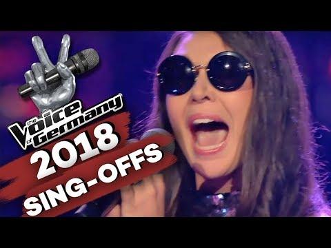 Patti LaBelle - Lady Marmalade (Bernarda Brunovic) | The Voice of Germany | Sing-Offs