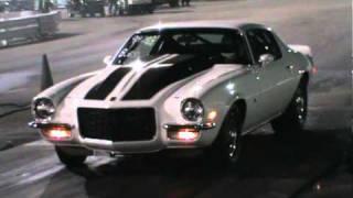1971 Camaro Twin Turbo 8.68sec