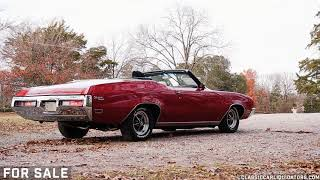 1972 Buick Skylark Convertible FOR SALE