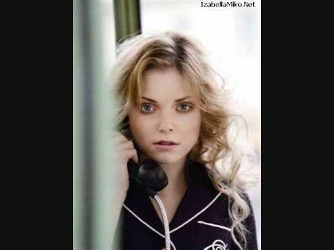 IZABELLA MIKO  Polish amazing actress who plays in HOLLYWOOD also