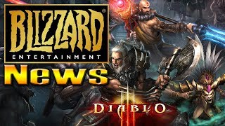 BLIZZARD NEWS: D3 Anniversary Buff now Permanent + WoW & Startcraft 2 NEWS by QELRIC