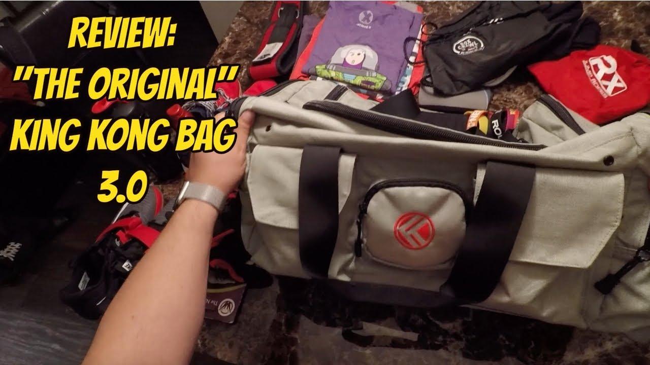Review The Original King Kong Bag 3 0
