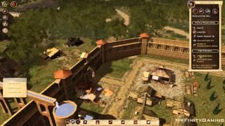 Imperium Romanum Gameplay [MAXED OUT] 720p