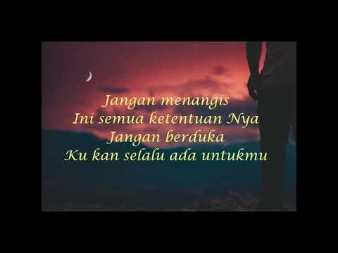 Aizat Amdan  - Jangan Menangis (Lirik)
