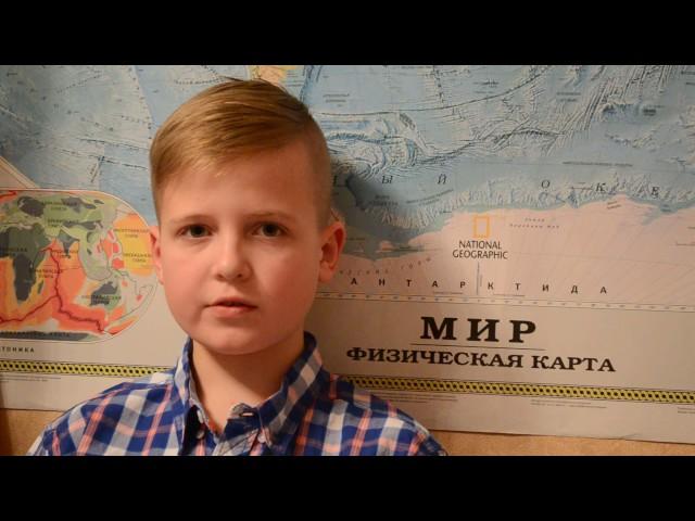 Изображение предпросмотра прочтения – ИльяЖуков читает произведение «Бородино» М.Ю.Лермонтова