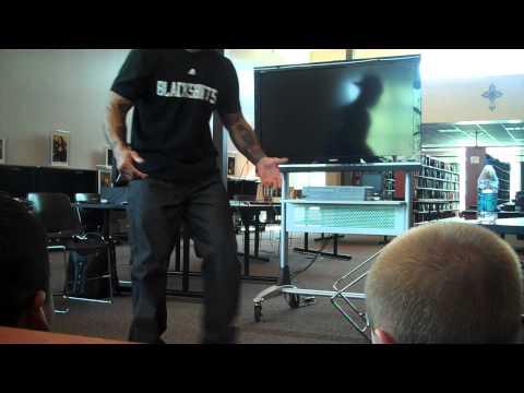 HOBY Nebraska Conference - Leadership Presentation by Houston Alexander (Part 1)