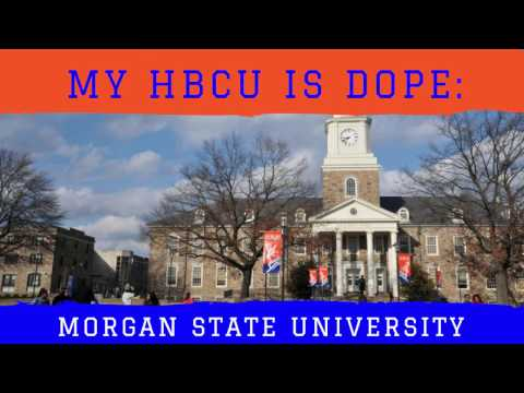 Morgan State University Dope Facts