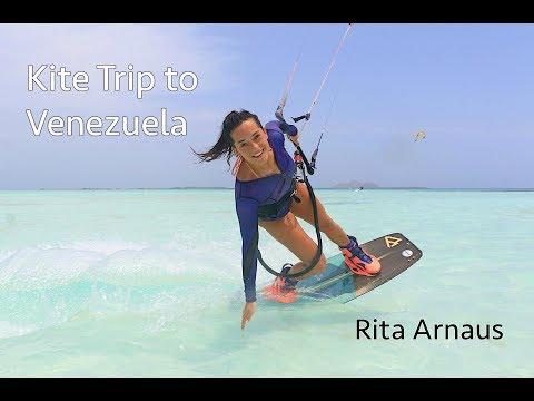 Venezuela Kite Trip by Rita Arnaus