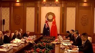 5thChina-Australia Foreign& Strategic Dialogue held in Beijing
