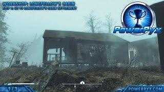 Fallout 4 Far Harbor DLC - Push Back The Fog Trophy / Achievement Guide (3 Settlement Locations)