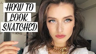 Everyday Glam Cat Eye Makeup Tutorial | Jessica Clements Did my mak...