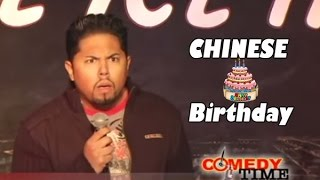 Chinese Birthday (Stand Up Comedy)