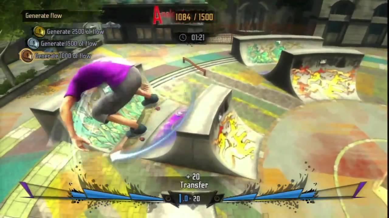4211f91d5b5 Shaun White Skateboarding - PS3
