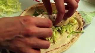 Recette des Sandwichs de poulet aux saveurs marocaines (VF)