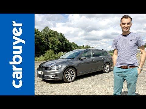 Volkswagen Golf Estate MK7.5 in-depth review - Carbuyer