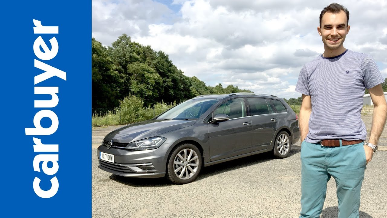 Volkswagen Golf Estate Mk7 5 In Depth Review Carbuyer Youtube