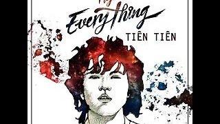 [Ukuleke Tutorial] My everything - Tiên Tiên