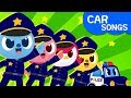 [Miniforce] Police Car Song | Car Songs | Miniforce Kids Song