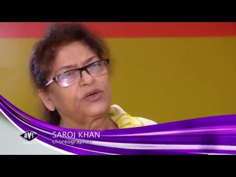 Saroj Khan interview