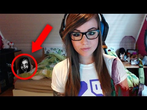 Thumbnail: 7 Twitch Streamers Who Caught Ghosts Live!