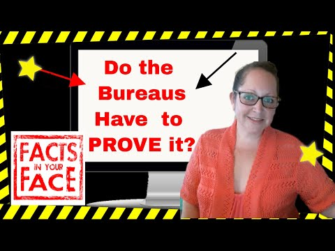 Do Credit Bureaus Have To Send You Proof After