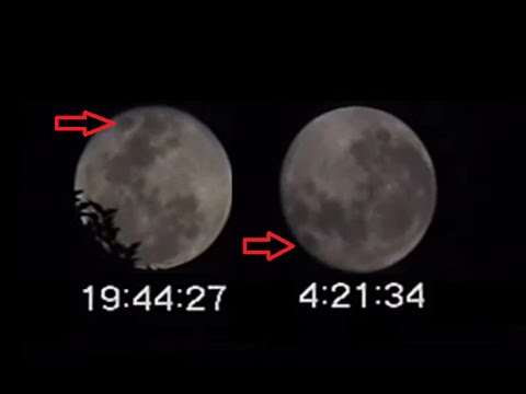 The Moon Is a LIE - The Projection