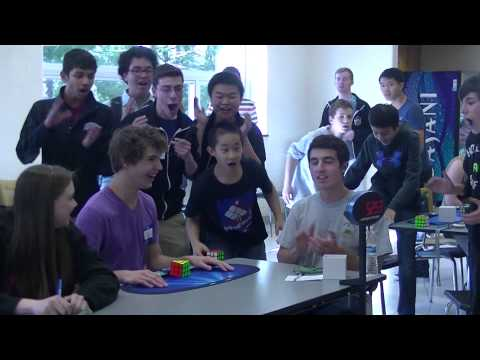 Rubik's Cube world record is now 5.25 seconds