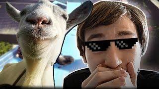 ВОЗВРАЩЕНИЕ КОЗЛА Goat Simulator New Update 1.1