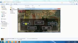 Age of empire 4 PC  Installer Download