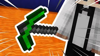 PICKAXE DE HACKER!
