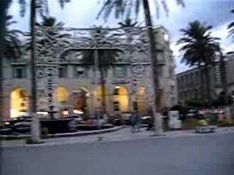 Libya - Tripoli, City center ميدان الشهداء