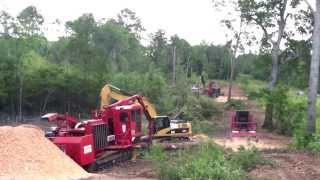 SitePrep Land Clearing - Powerful Teamwork