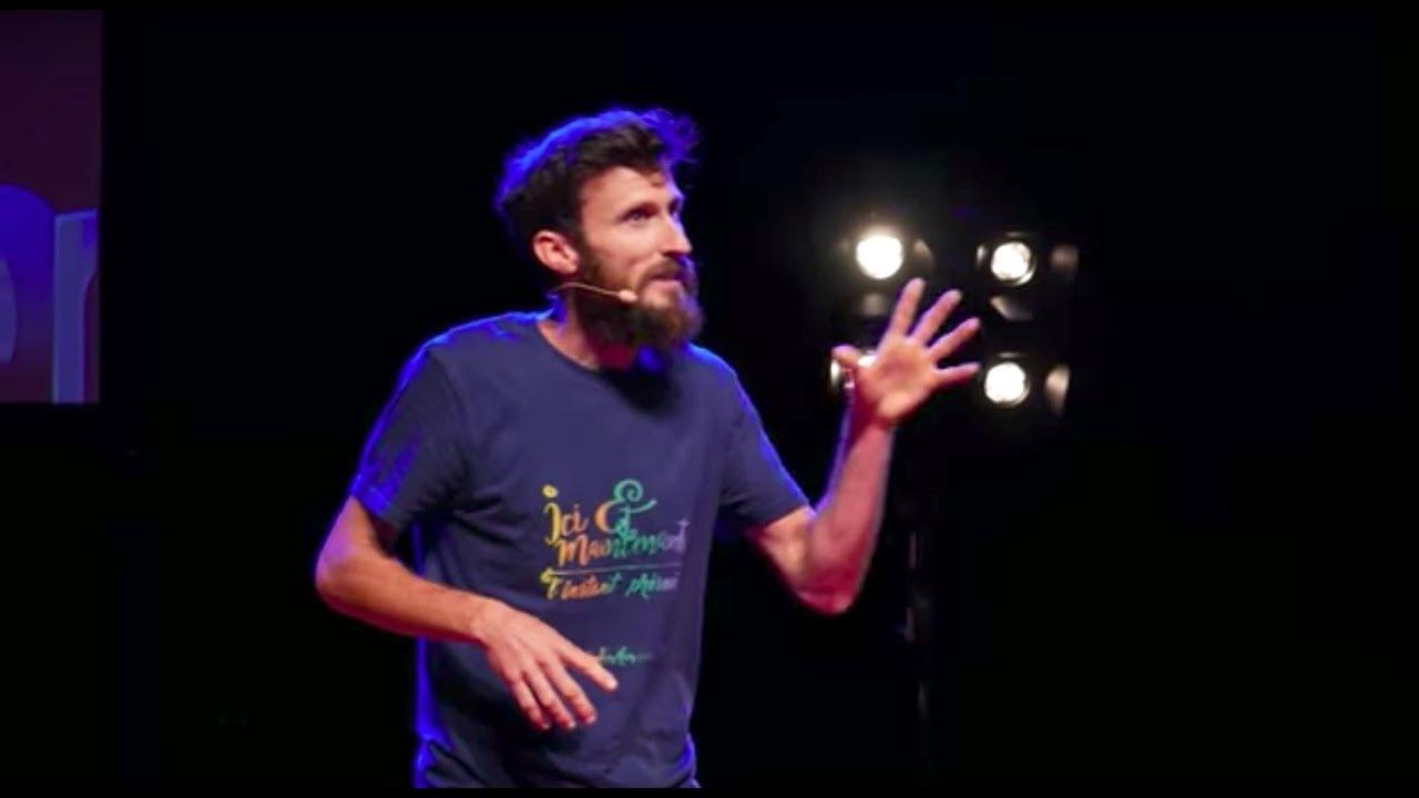 De la productivité et du bonheur à l'écoute de la nature | Baba Bear | TEDxBordeaux