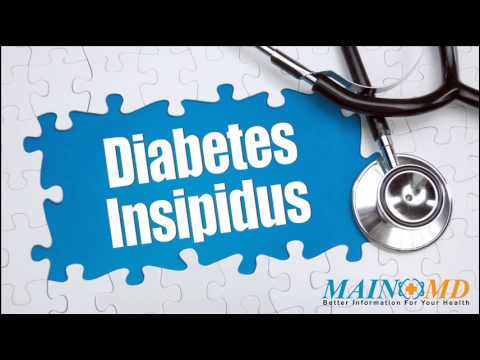 Diabetes Insipidus ¦ Treatment and Symptoms