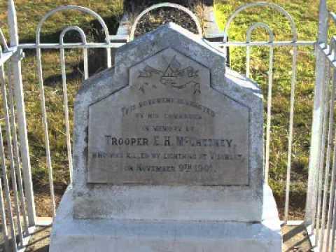 Anglo Boer War British Cemetery