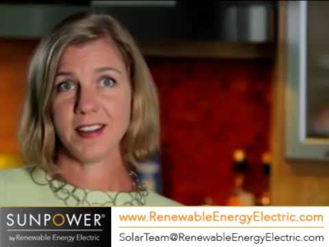 Free Solar Evaluation - by:SunPower Renewable Energy Electri