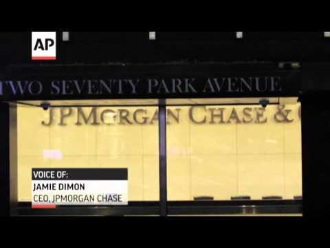 JPMorgan Chase Acknowledges $2B Trading Loss
